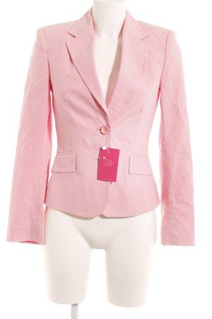 Zara Basic Blazer de esmoquin rosa estilo «business»