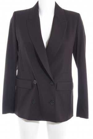 Zara Basic Smoking-Blazer schwarz Business-Look