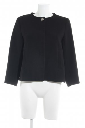 Zara Basic Chaqueta softshell negro look casual