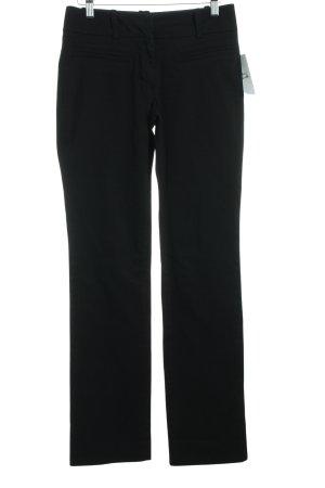 Zara Basic Pantalón tipo suéter negro estilo «business»