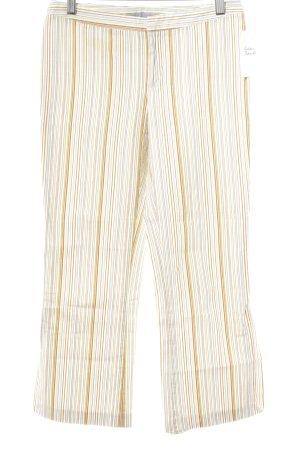 Zara Basic Stoffhose Streifenmuster 70ies-Stil