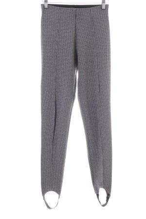 Zara Basic Pantalón elástico gris claro estilo «business»