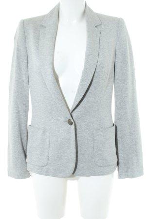 Zara Basic Sweatblazer meliert Casual-Look
