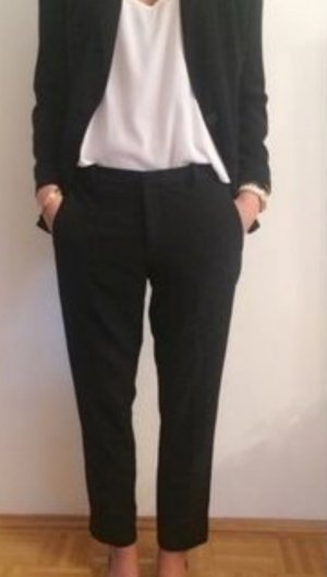 zara basic tailored Anzughose gr M