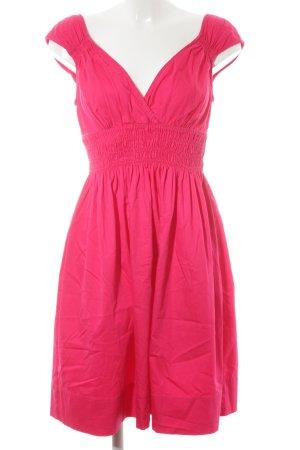 Zara Basic Trägerkleid pink Gypsy-Look