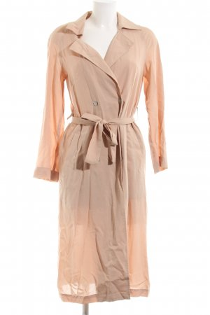Zara Basic Trenchcoat nude Business-Look
