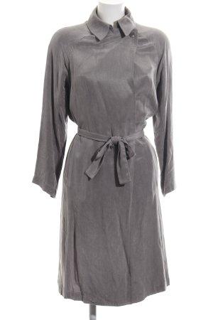 Zara Basic Trenchcoat hellgrau Elegant