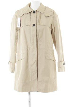 Zara Basic Trenchcoat beige clair style classique