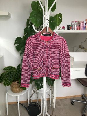 Zara Basic Blouson multicolore