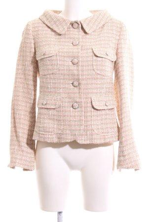Zara Basic Tweedblazer Karomuster Business-Look