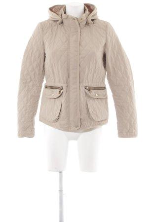Zara Basic Übergangsjacke camel Brit-Look