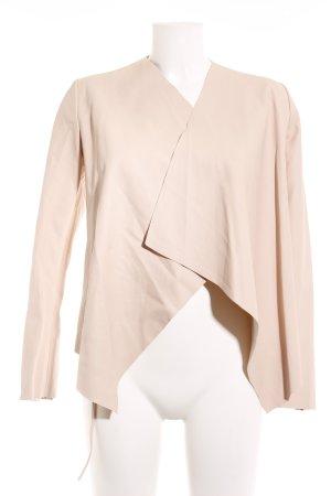 Zara Basic Übergangsjacke rosé Elegant