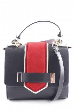 Zara Basic Gekruiste tas veelkleurig straat-mode uitstraling
