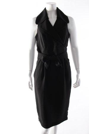 Zara Basic Wickelkleid Reverskragen