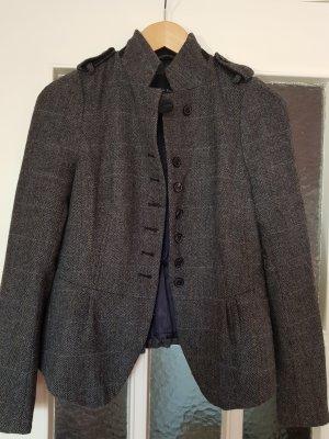 Zara Basic Wool Blazer anthracite