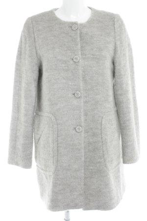 Zara Basic Wollen blazer veelkleurig casual uitstraling