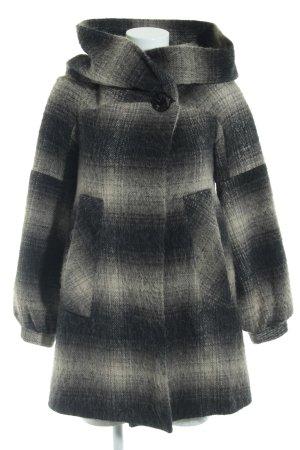 Zara Basic Wool Coat multicolored elegant