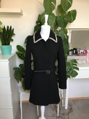 Zara Basic Trenchcoat veelkleurig