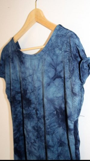 ZARA Batik Shirt Woman