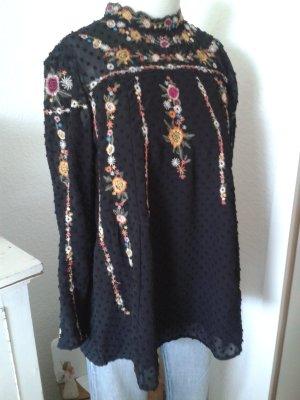 ZARA beliebte Blogger Bluse ausverkauft