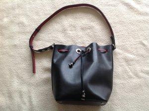 Zara Beutel Tasche Bucketbag