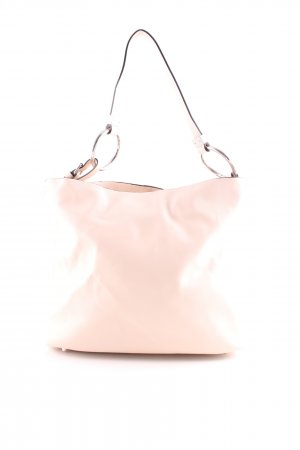Zara Pouch Bag nude casual look