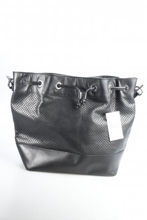 Zara Pouch Bag black casual look