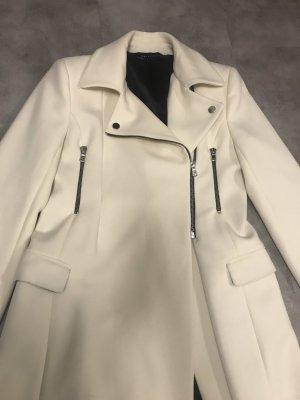 Zara Biker mantel xs