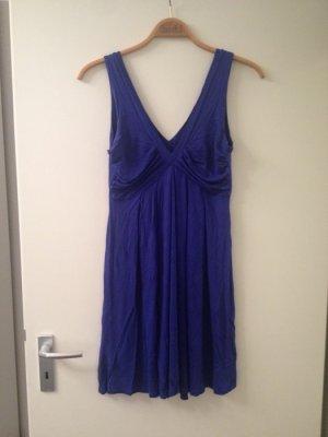 --Zara--blaues Kleid