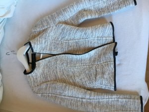 Zara Basic Gebreide blazer veelkleurig Gemengd weefsel