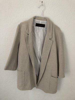 Zara Boyfriend blazer room-beige