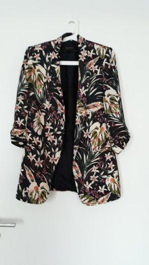 Zara Blazer floral Gr.S