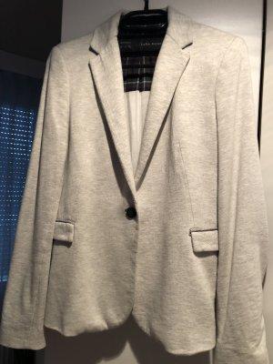 Zara Wool Blazer grey