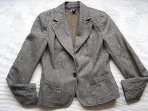 Zara Blazer gris brun