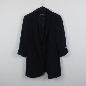 Zara Blazer Gr. XS dunkelblau (18/10/270)