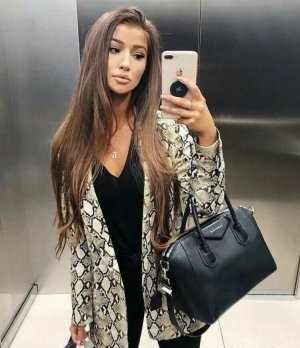 Zara Blazer Jacke Animal Animalprint Schlangen Muster