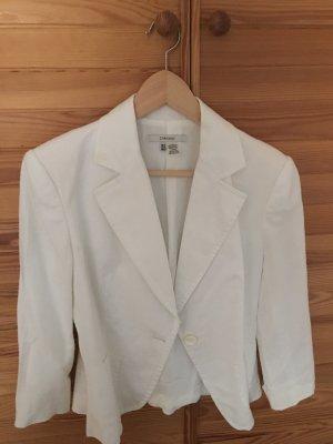 *ZARA* Blazer Jacke in Weiß