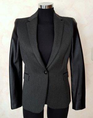 Zara Long Blazer anthracite-black