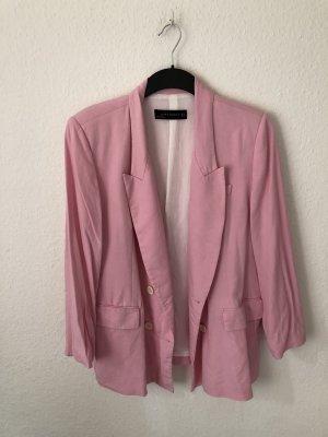 Zara Blazer Boyfriend rosa