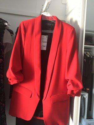 Zara Blazer rot longblazer XS