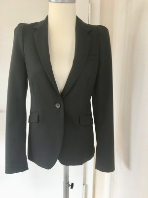 Zara Wool Blazer black
