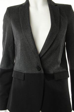 Zara Blazer noir-gris