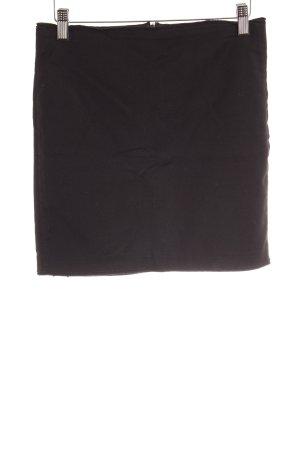 Zara Bleistiftrock schwarz Elegant
