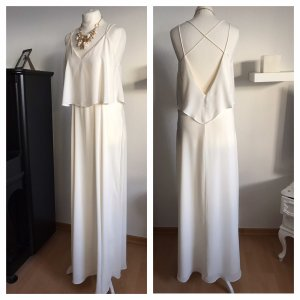 Zara Maxi Dress white