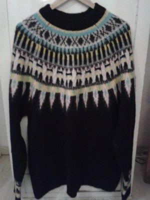 Zara Knitted Sweater multicolored