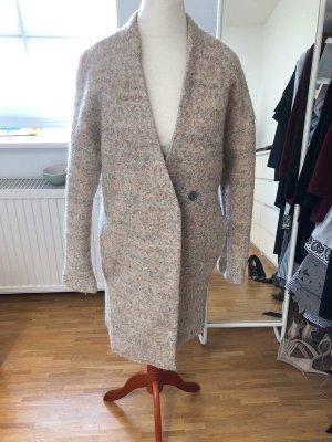 Zara Blogger Woll Winter Mantel XS 32 34 Eggshape