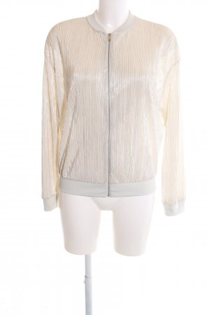 Zara Blouson creme Casual-Look