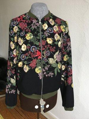 Zara Trafaluc Blouson multicolore polyester
