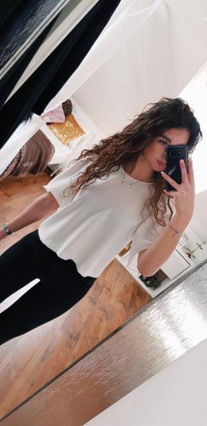 Zara Blusa bianco