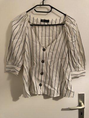 Zara Linnen blouse room-beige
